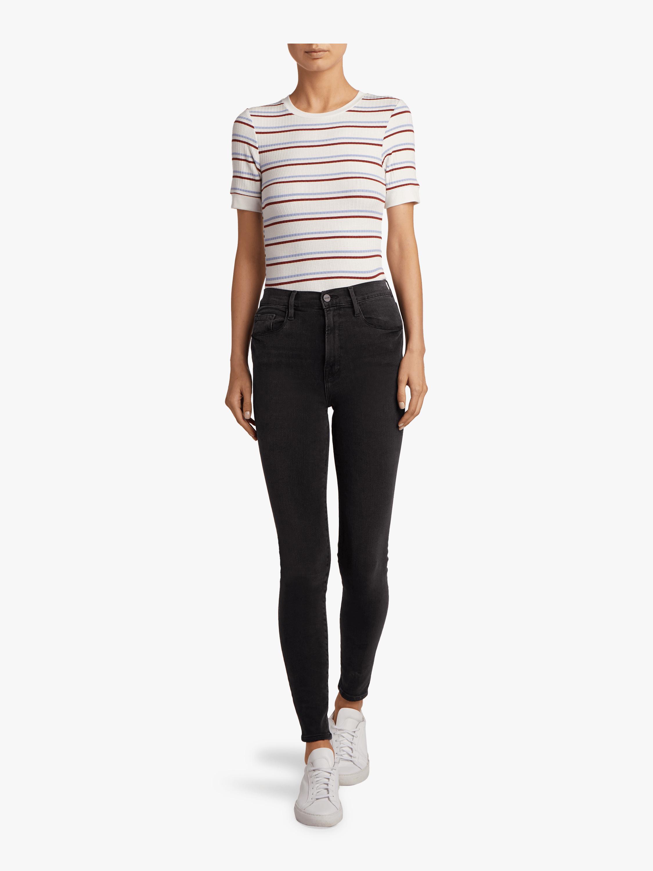 Frame Ali High Rise Skinny Jeans 2
