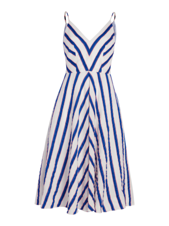 Midi Length Monroe Dress
