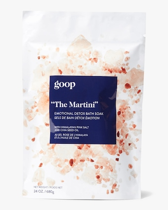 The Martini Bath Soak