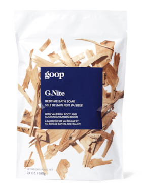 G. Nite Bath Soak
