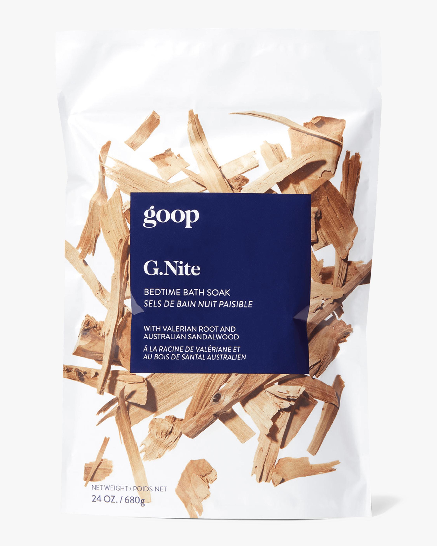 G. Nite Bath Soak