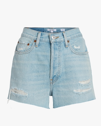 RE/DONE 70s High-Rise Shorts 1