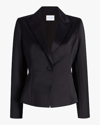 Michelle Waugh The Heather Blazer 2