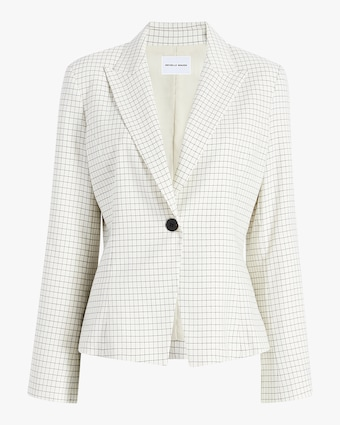 Michelle Waugh The Heather Blazer 1