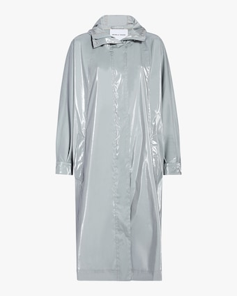 Michelle Waugh The Stephanie Raincoat 1