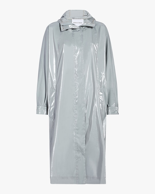 Michelle Waugh The Stephanie Raincoat 0