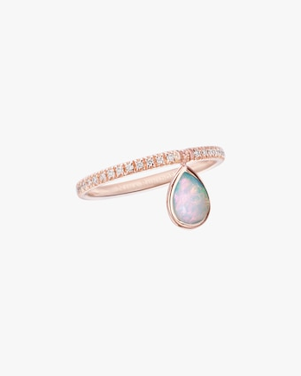 Nina Runsdorf Mini Opal Flip Ring 1