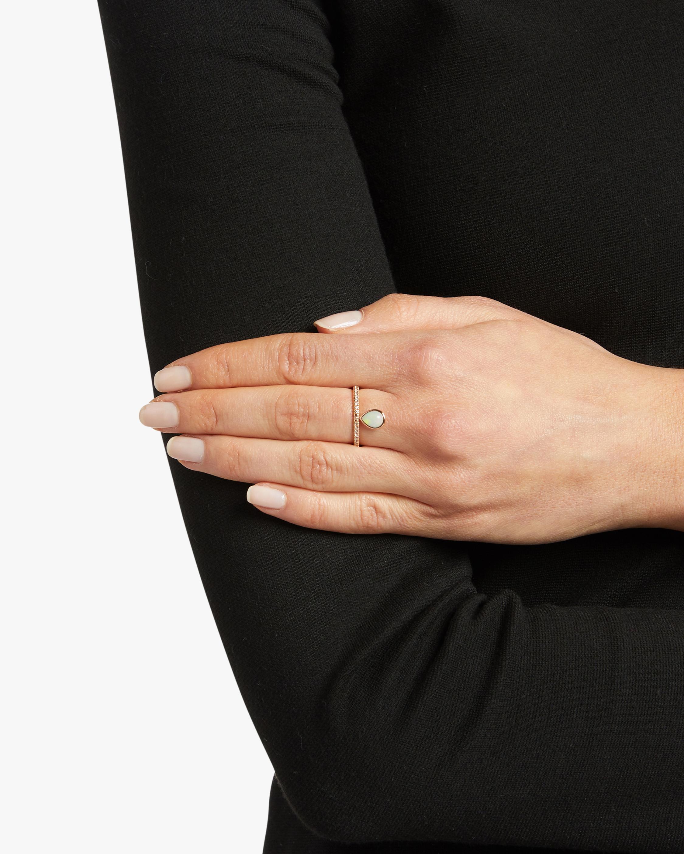 Nina Runsdorf Mini Opal Flip Ring 1