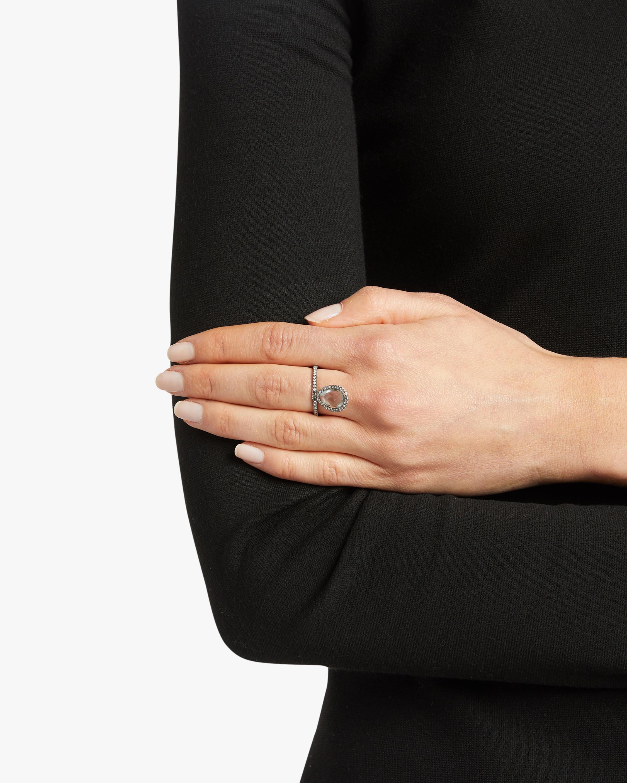 Medium Topaz Flip Ring