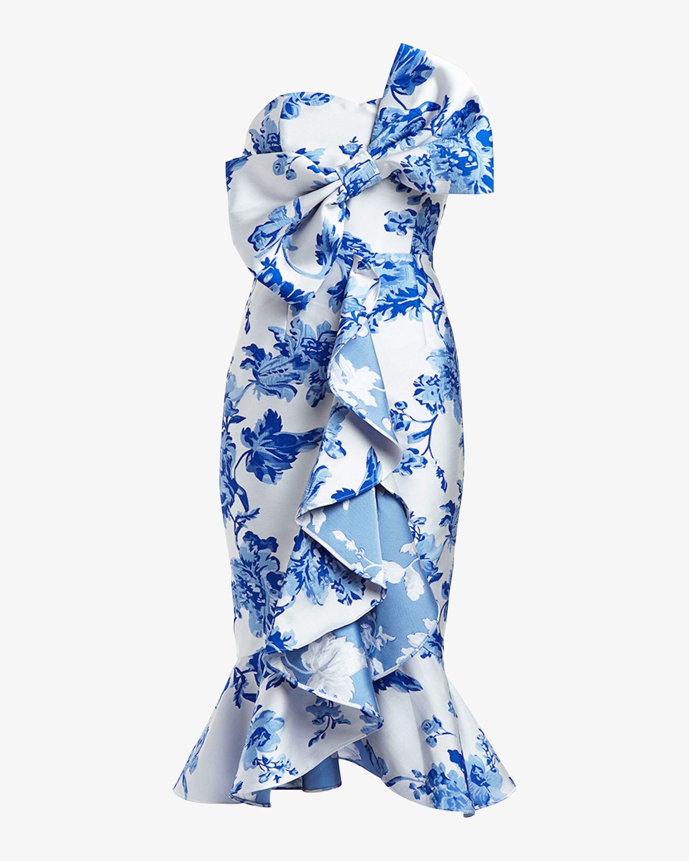 Mestiza Stephanie Midi Dress 0