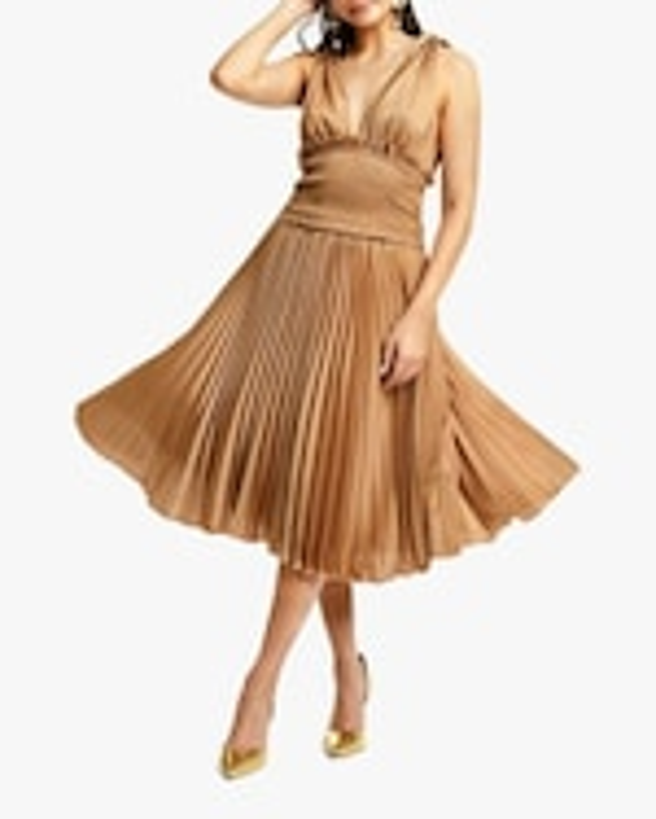Mestiza Cosette Midi Dress 0