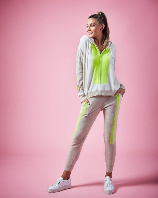 Brodie Cashmere Angelina Joggers 1