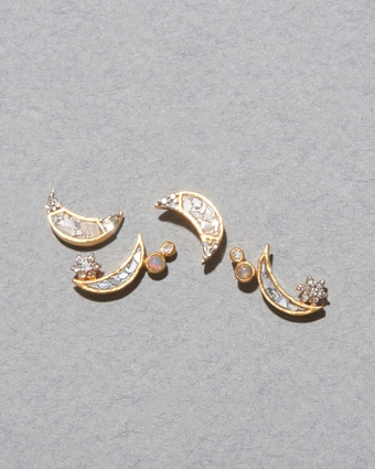 Shana Gulati Noorpur Stud Earrings 2