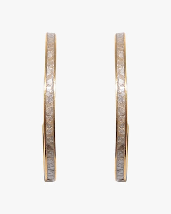 Shana Gulati Hapur Hoop Earrings 1