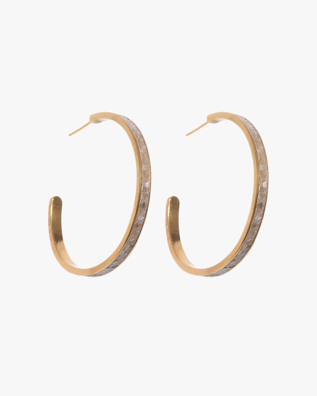 Shana Gulati Hapur Hoop Earrings 1