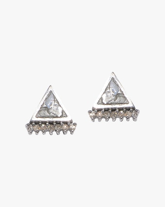 Shana Gulati Karga Stud Earrings 1