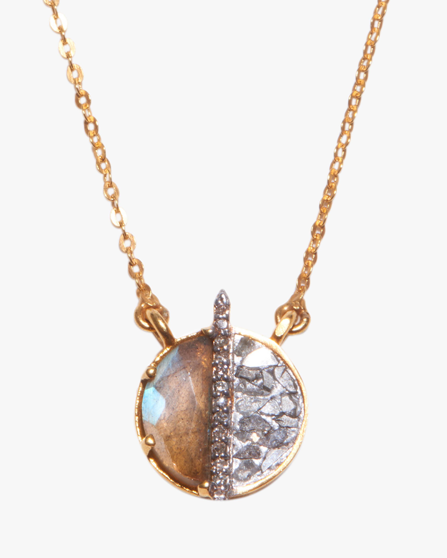 Shana Gulati Mini Elson Pendant Necklace 2