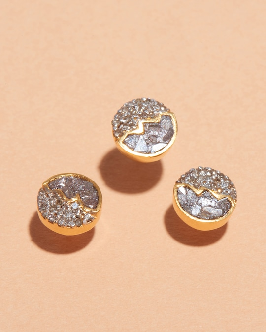 Shana Gulati Raina Stud Earrings 1