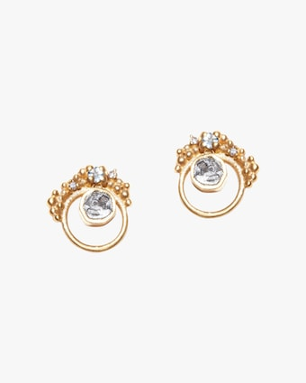 Shana Gulati Julia Stud Earrings 1