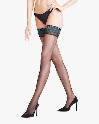 Lunelle 8 Stay-Up Stockings