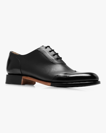 The Office of Angela Scott Mr. Evans Wingtip Oxford 2