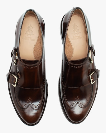 Mr. York Double Monkstrap
