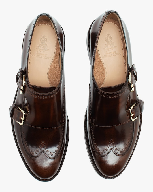 The Office of Angela Scott Mr. York Double Monkstrap 1