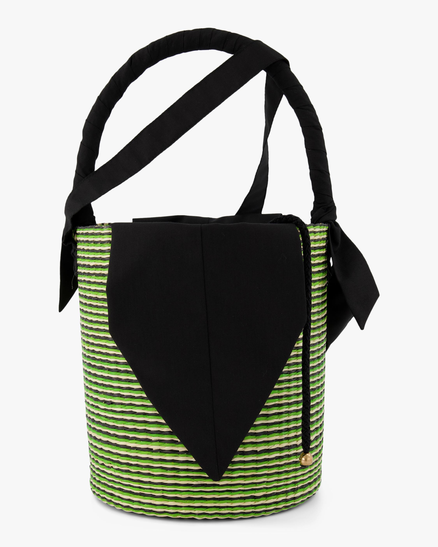 Sensi Studio Baby Bucket Crossbody Bag 0