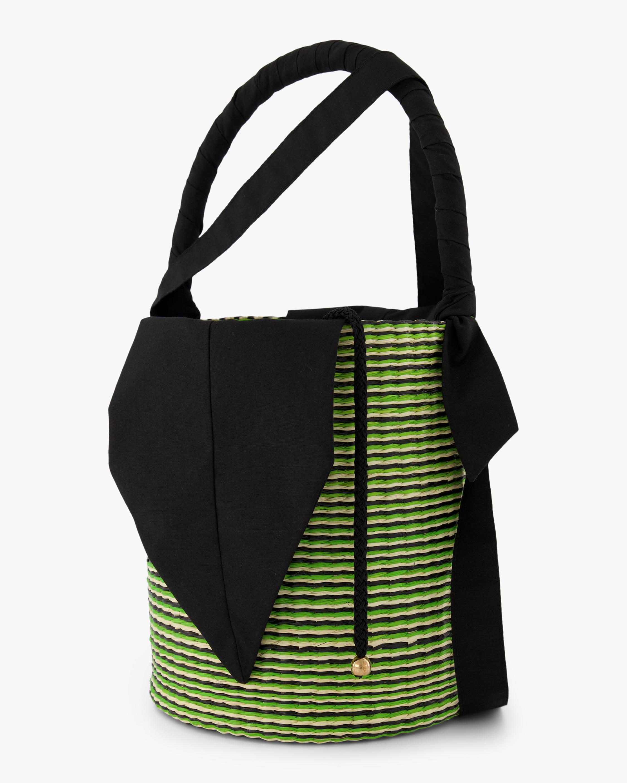 Sensi Studio Baby Bucket Crossbody Bag 1