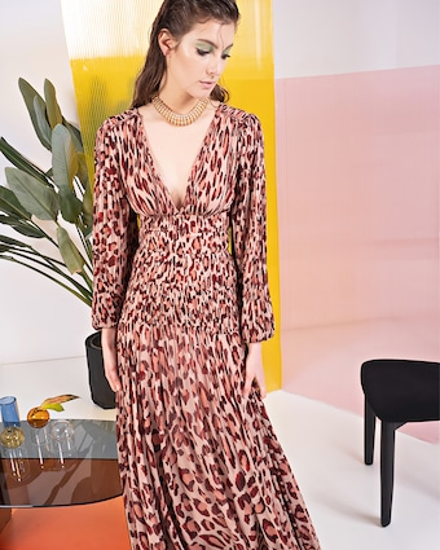 Dania Maxi Dress