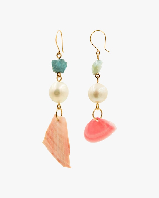 De Cosmi Shelley Drop Earrings 0