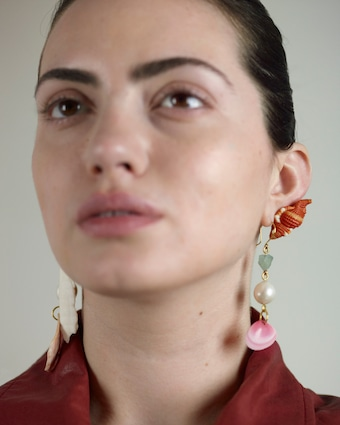 De Cosmi Shelley Drop Earrings 2