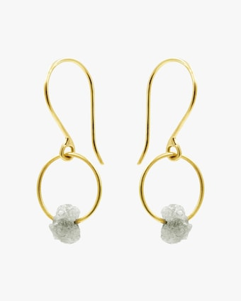 De Cosmi Carpo Drop Earrings 1