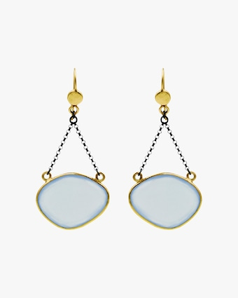 De Cosmi Egidao Drop Earrings 1