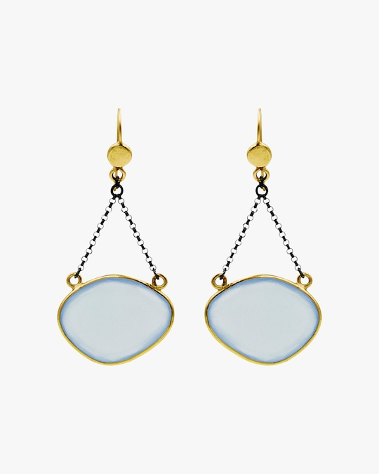 De Cosmi Egidao Drop Earrings 0
