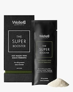 WelleCo Super Booster Gut Health with Inulin Prebiotic 14pk 0