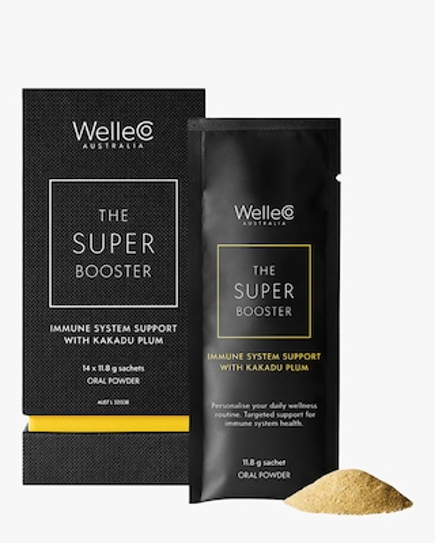 WelleCo Super Booster Immune System Support with Kakadu Plum 14pk 1