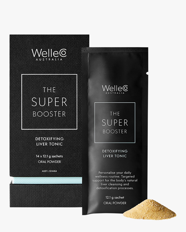 WelleCo Super Booster Detoxifying Liver Tonic 14pk 1