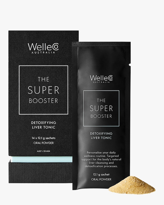 WelleCo Super Booster Detoxifying Liver Tonic 14pk 0