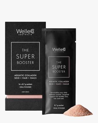 WelleCo Super Booster Aquatic Collagen Skin + Hair + Nails 14pk 1