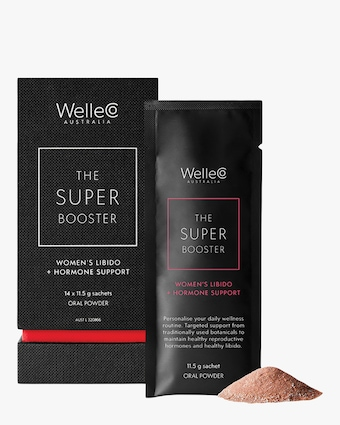WelleCo Super Booster Women's Libido + Hormone Support 14pk 1