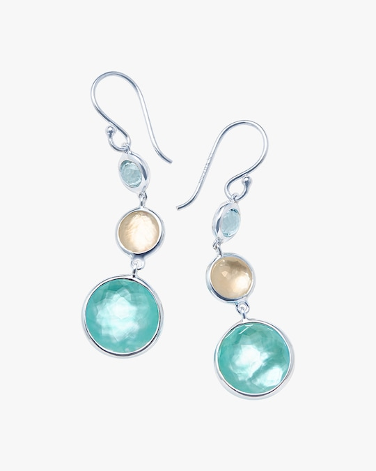 Ippolita Lollipop Lollitini 3-Stone Drop Earrings 0