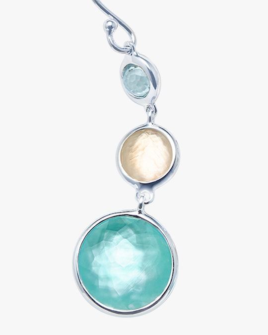 Ippolita Lollipop Lollitini 3-Stone Drop Earrings 1