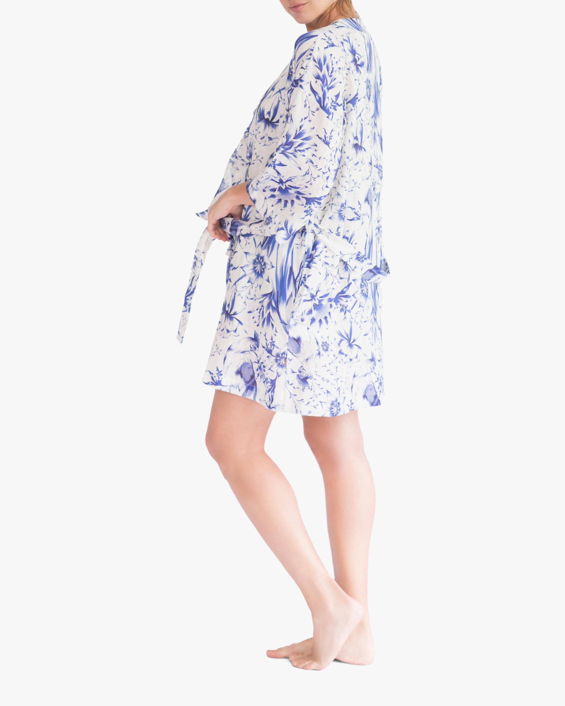 The Lazy Poet Lola Kimono Linen Robe 2