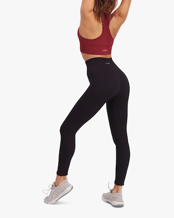 Ribbed Sculpting Leggings