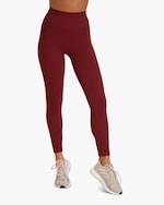 Lynx Active Ribbed Sculpting Leggings 0