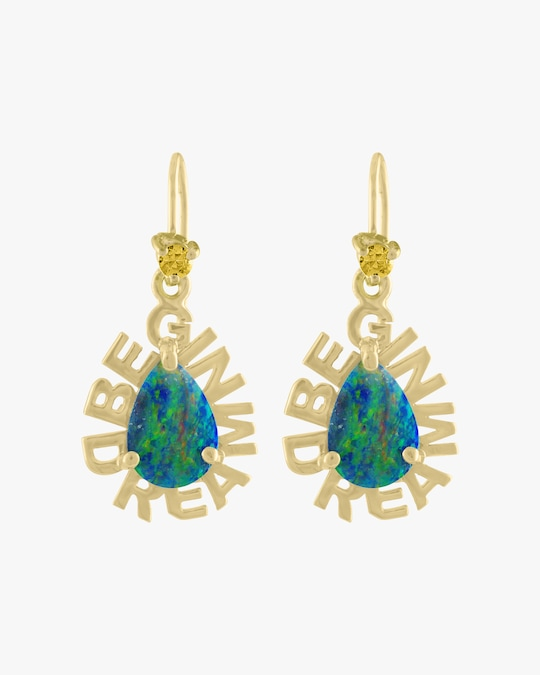 Eden Presley Dream Begin Drop Earrings 0