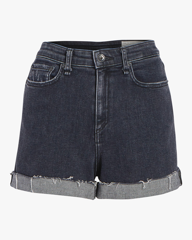 rag & bone Nina High-Rise Shorts 0