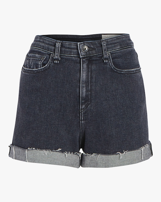 rag & bone Nina High-Rise Shorts 0