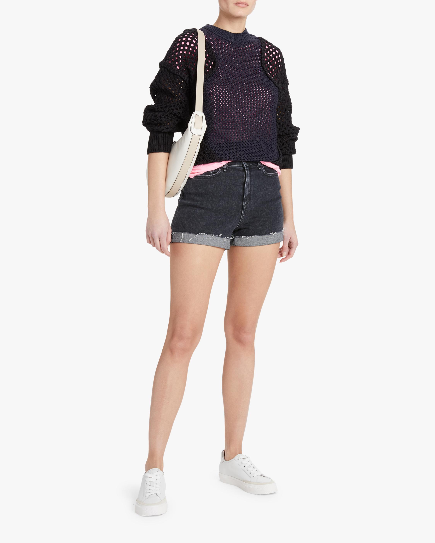 rag & bone Nina High-Rise Shorts 1